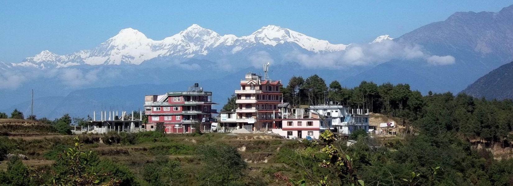 Nagarkot Trekking|Trekking to Nagarkot
