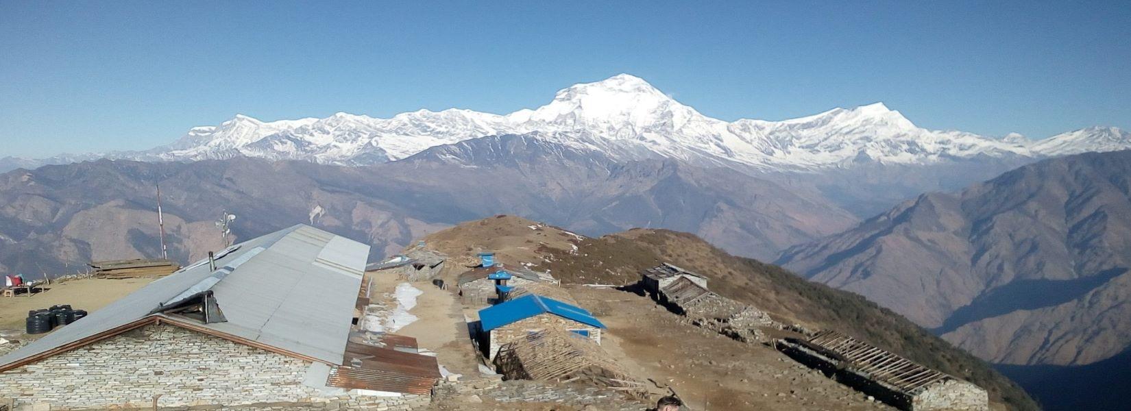 Khopra danda Ridge Trekking