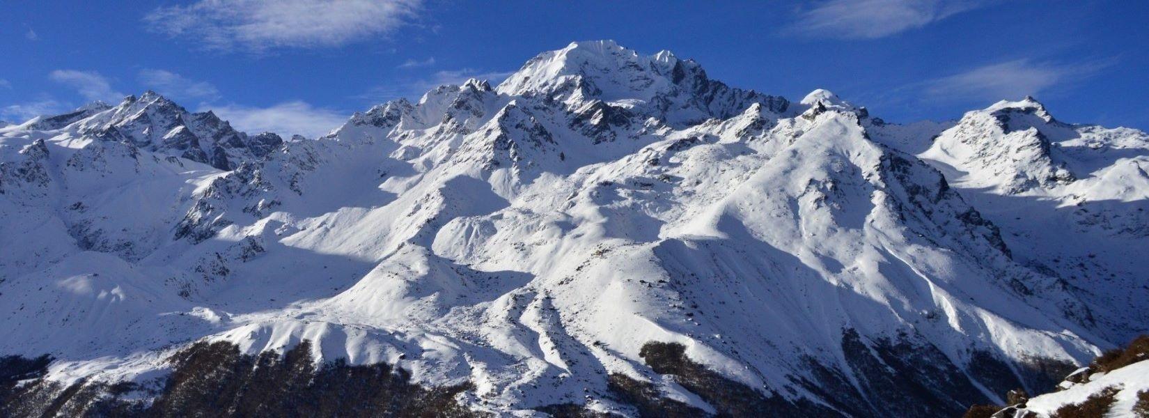 Langtang Gosiankunda Pass Trekking