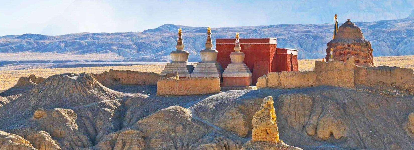 Mt. Kailash and Guge Kingdom