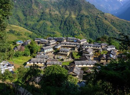 Annapurna Base Camp Express Trekking