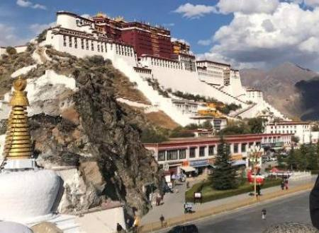 Central Overland Tibet Tour